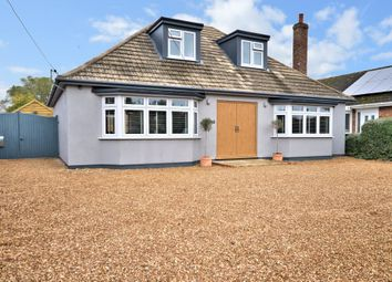Thumbnail 3 bed property for sale in Neville Road, Heacham, King's Lynn