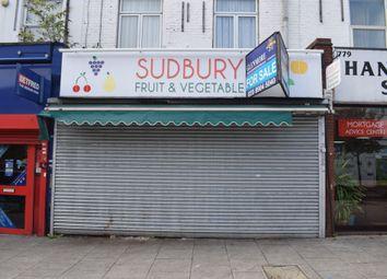 Thumbnail Retail premises for sale in Harrow Road, Sudbury