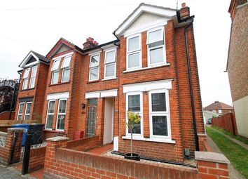 Thumbnail 3 bed end terrace house for sale in Britannia Road, Ipswich