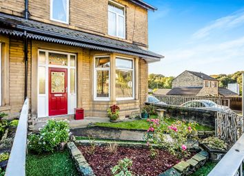 Thumbnail 5 bed end terrace house for sale in Burnley Road, Halifax