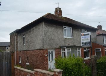 Thumbnail 3 bed semi-detached house for sale in York Road, Alnwick