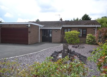 Thumbnail 2 bed detached bungalow to rent in Naples Drive, Newcastle-Under-Lyme