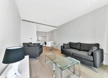 Thumbnail 1 bed flat to rent in Sky Gardens, Wandsworth Road, Nine Elms