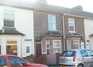 Thumbnail 3 bed terraced house to rent in St. Margarets Road, Lowestoft