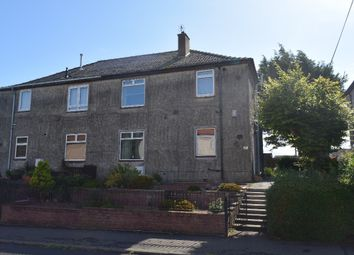 Thumbnail 2 bed flat for sale in Millhill Road, Stevenston, North Ayrshire