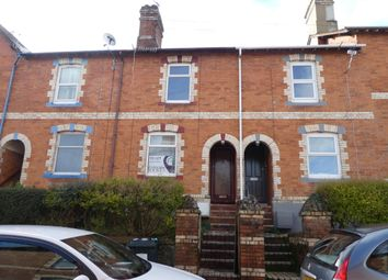 Thumbnail 2 bed terraced house to rent in Spencer Road, Newton Abbot