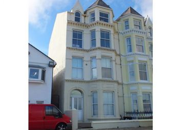 Thumbnail 2 bed flat for sale in Flat 1 Kensington Apartments, Queens Promenade, Ramsey