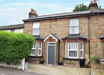 Thumbnail 3 bed semi-detached house for sale in Cross Street, Hampton Hill, Hampton
