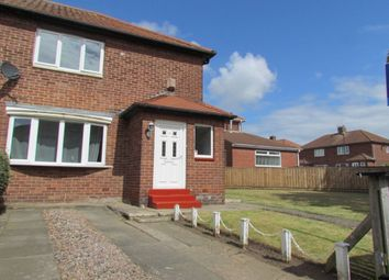 Thumbnail 2 bedroom semi-detached house for sale in Meadow Drive, Seaton Burn, Newcastle Upon Tyne