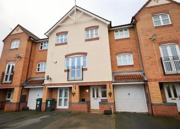 Thumbnail 3 bed town house for sale in Mill Croft, Neston
