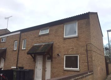 Thumbnail 3 bed end terrace house for sale in Bifield, Peterborough