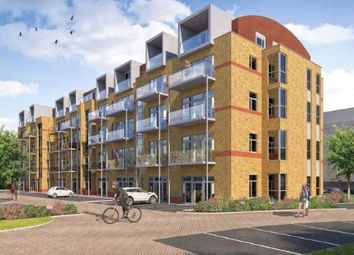 Thumbnail 2 bed flat for sale in Brindley Place, Uxbridge