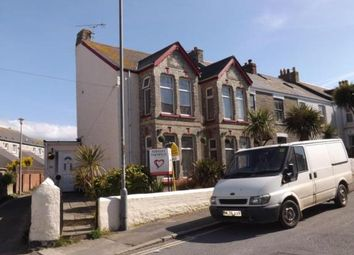 Thumbnail 6 bedroom end terrace house for sale in Newquay, Cornwall