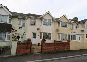 Thumbnail 3 bed terraced house for sale in Second Avenue, Torquay