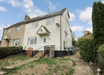 Thumbnail 4 bed semi-detached house for sale in Rousham Road, Tackley, Kidlington