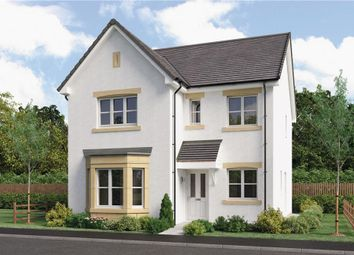 "Thumbnail 4 bed detached house for sale in ""Mitford"" at Springhill Road, Barrhead, Glasgow"