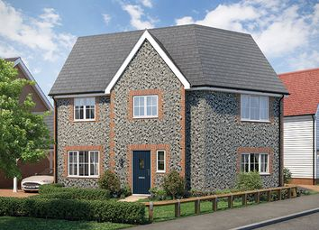"Thumbnail 3 bed property for sale in ""The Kensington"" at Yarrow Walk, Red Lodge, Bury St. Edmunds"