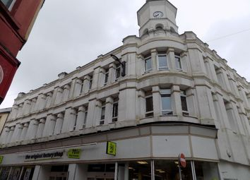 Thumbnail 1 bed flat to rent in Bonmarche House, Commercial Street, Abertillery
