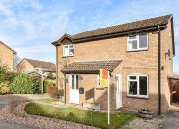 Thumbnail 2 bed semi-detached house to rent in Bracken Close, Carterton