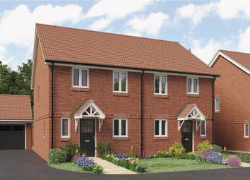 "Thumbnail 3 bed semi-detached house for sale in ""Violet"" at Didcot"