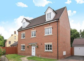 Thumbnail 5 bedroom detached house for sale in Robinson Road, Wootton, Boars Hill, Oxford