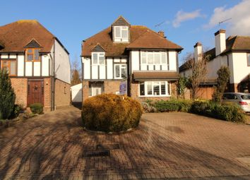 Thumbnail 4 bed detached house for sale in Calder Avenue, Brookmans Park, Hertfordshire