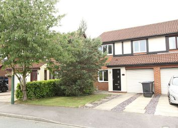 Thumbnail 3 bed semi-detached house for sale in Brackenbeds Close, Pelton, Chester Le Street, Durham