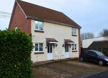 Thumbnail 3 bed semi-detached house for sale in Furnham Close, Chard