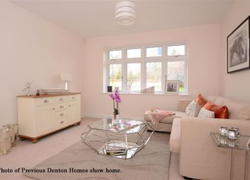 Thumbnail 4 bed detached house for sale in Bradbury Close, East Preston, West Sussex