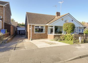 Thumbnail 2 bed semi-detached bungalow for sale in Peel Drive, Sittingbourne