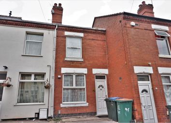 Thumbnail 2 bed terraced house for sale in Alfred Road, Coventry