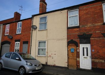 Thumbnail 3 bed terraced house for sale in Spencer Street, Lincoln