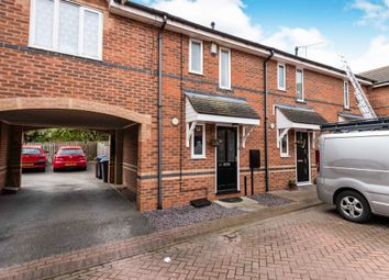 Thumbnail 1 bed end terrace house for sale in Deepwell View, Halfway, Sheffield