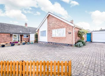 3 bed detached bungalow for sale in Downing Drive, Evington, Leicester LE5