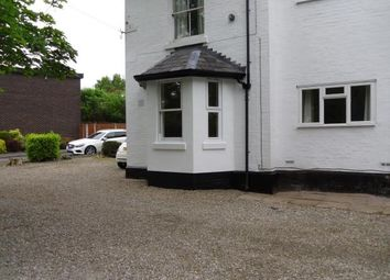 Thumbnail 1 bed flat to rent in Newton Lane, Hoole, Chester