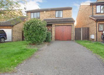 Thumbnail 4 bed detached house for sale in Marefield, Lower Earley, Reading