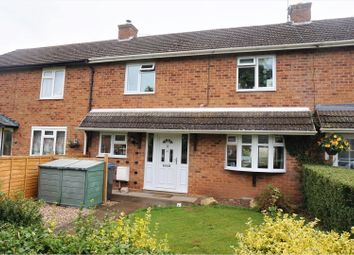 Thumbnail 3 bed terraced house for sale in The Leys, Alcester