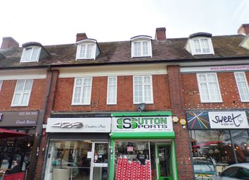 Thumbnail 1 bed flat to rent in Birmingham Road, Wylde Green, Sutton Coldfield