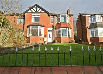 Thumbnail 3 bedroom semi-detached house for sale in Park Road, Prestwich, Manchester