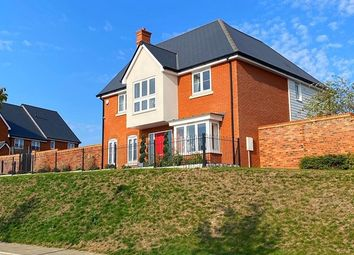 Farleigh Gardens, Wouldham, Rochester ME1. 5 bed detached house