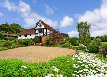 Barn Hill, Hunton, Maidstone, Kent ME15. 4 bed semi-detached house