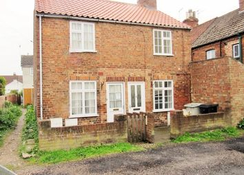 Thumbnail 2 bed semi-detached house to rent in Little South Street, Louth