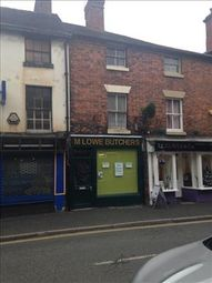 Thumbnail Retail premises for sale in 42 High Street, Wem, Shrewsbury