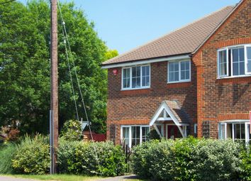 Thumbnail 3 bed end terrace house to rent in Toll Bar Corner, Longwick, Princes Risborough