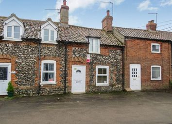 Thumbnail 2 bedroom terraced house for sale in Lynn Road, Swaffham