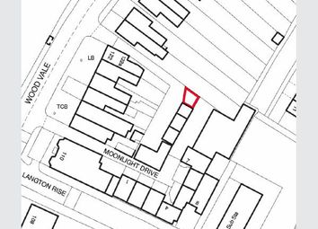 Thumbnail Land for sale in Wood Vale, London