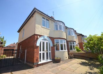Thumbnail 3 bed semi-detached house for sale in Longland Road, Headlands, Northampton