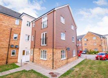 Thumbnail 2 bed flat for sale in Lawford Bridge Close, Bilton, Rugby