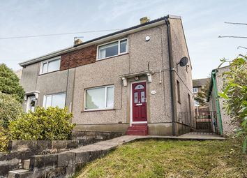 Thumbnail 2 bed semi-detached house for sale in Muncaster Close, Hensingham, Whitehaven