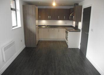 Thumbnail 2 bed flat to rent in Warstone Lane, Birmingham